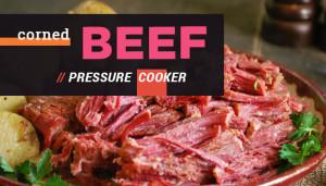 Corned Beef Pressure Cooker