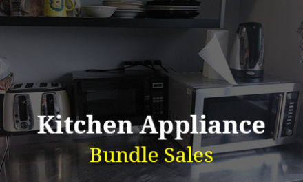 Kitchen Appliance Bundle Sales To Fit Your Home