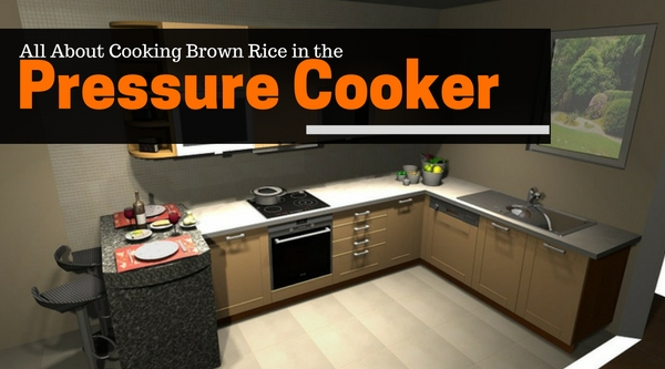All About Cooking Brown Rice in the Pressure Cooker