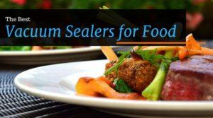 The Best Vacuum Sealers for food