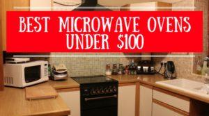 Best Microwave Ovens Under $100