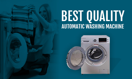 Automatic Washing Machine that makes Laundry fun: The Best in the Market
