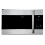 Frigidaire FGMV17WNVF Over The Range Microwave Stainless