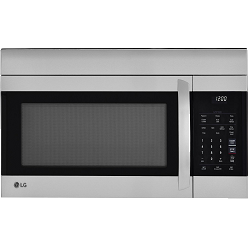 LG LMV1764ST Over The Range Microwave Stainless