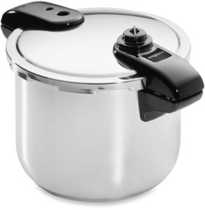 Presto 01370 Cooker, Fryer Stainless Steel