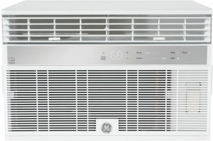 GE AHY08LZ Window and Wall Air Conditioner White