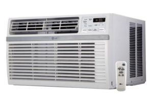 LG LW2516ER Window and Wall Air Conditioner White