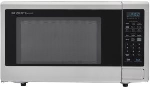 Sharp SMC2242DS Countertop Microwave Stainless Steel