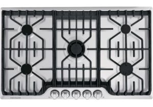 Frigidaire Professional FPGC3677RS Gas Cooktop Stainless Steel