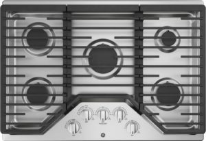 GE JGP5030SLSS Gas Cooktop Stainless Steel