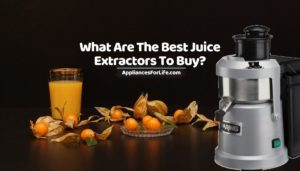 What Are The Best Juice Extractors To Buy_