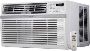 LG 24,500 BTU 10.3 EER 230V Window Air Conditioner - LW2516ER