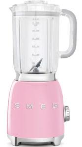 Smeg 50s Retro Style Pink Blender