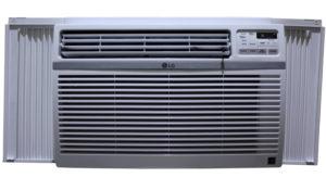 LG 18,000 BTU 11.9 EER 230V Window Air Conditioner - LW1816ER