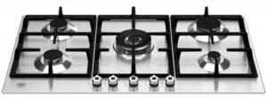 Bertazzoni PROF36500CTXV Professional Series 36-inch Natural Gas Cooktop