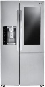 LG 22 Cu. Ft. Stainless Steel Smart Wi-Fi Enabled InstaView Door-In-Door Counter-Depth Refrigerator