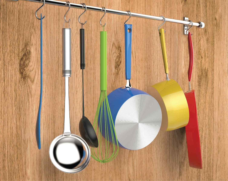 Hang Your Pot Rack