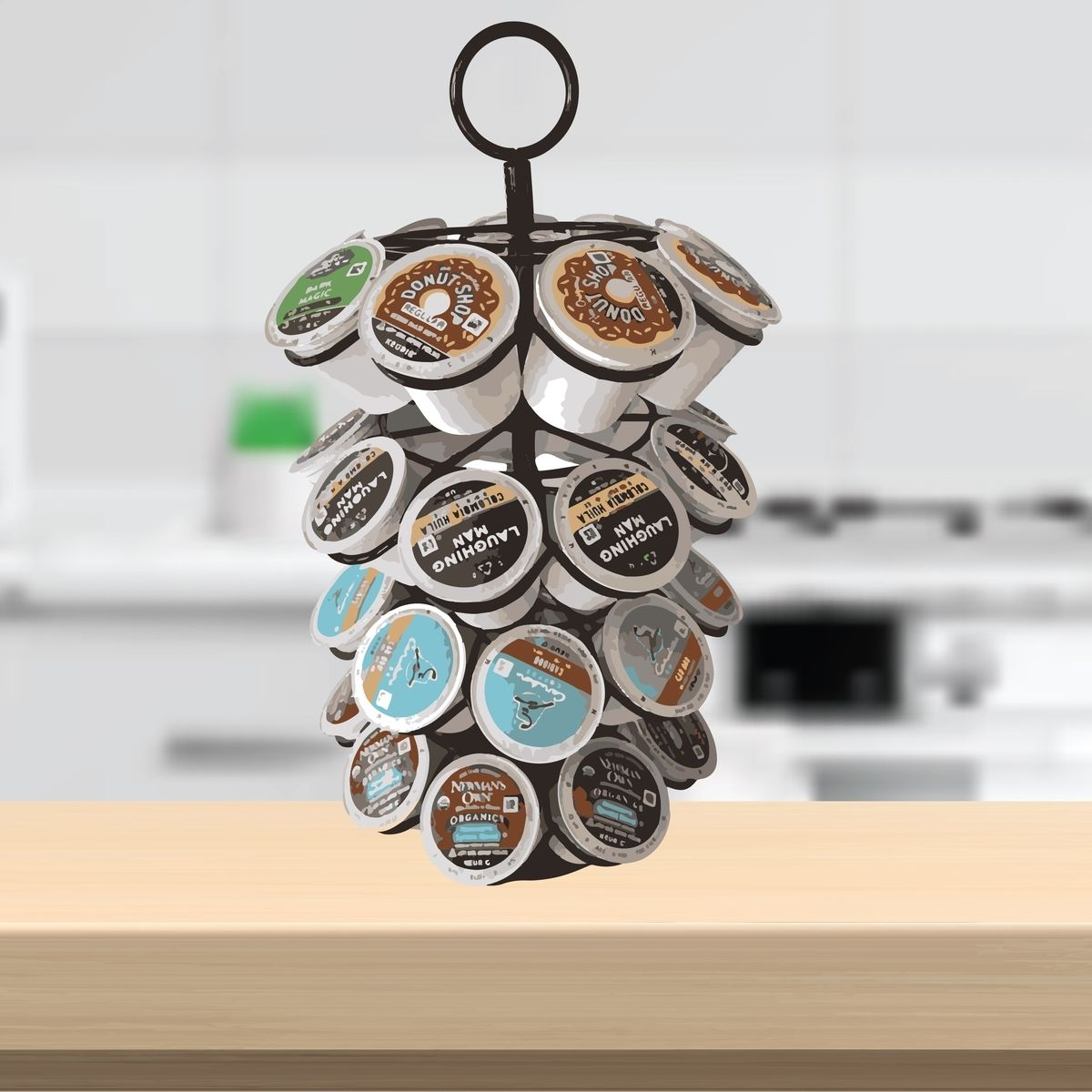 K-Cup Pods Carousel
