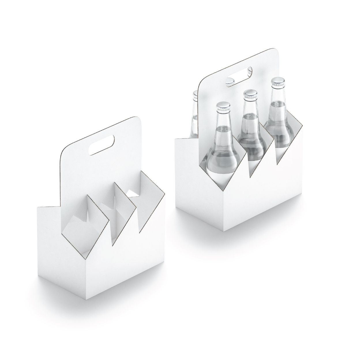 Six-Pack Holder For Proper Organization of Your Refrigerator