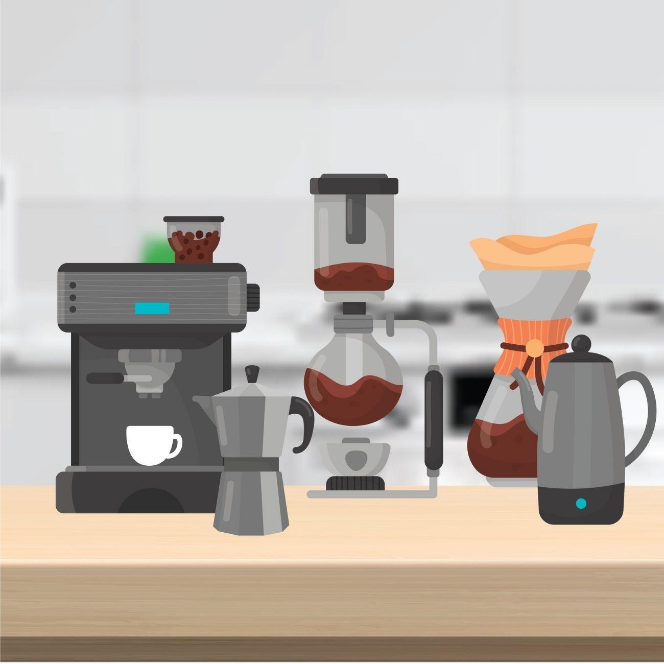 Create A Little Coffee Bar