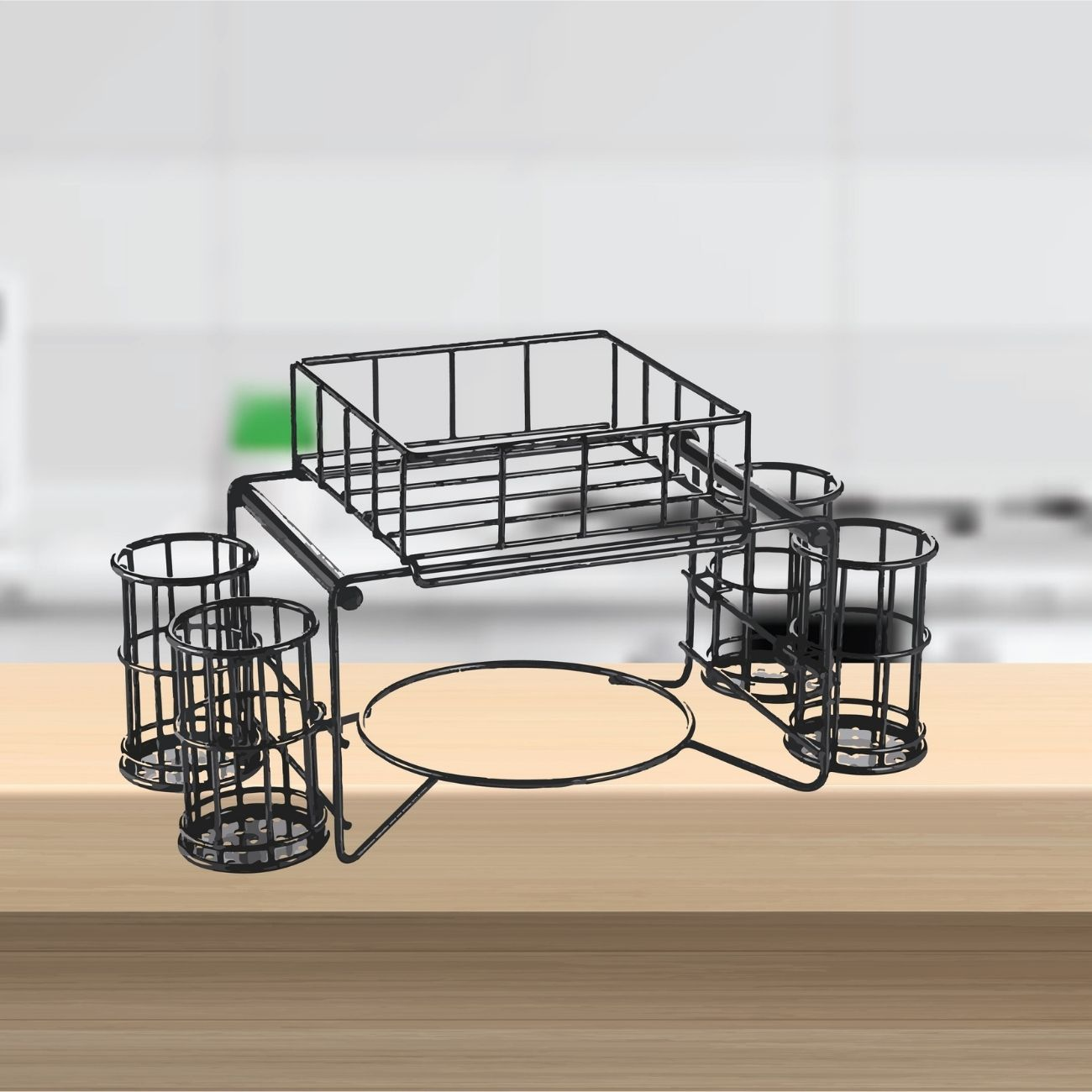 6-Piece Buffet Caddy