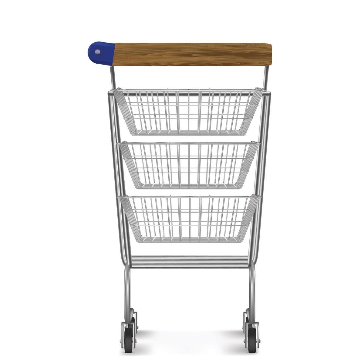 Mobile Organization Cart